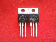 2 X IRF3710 ORIGINAL IR Mosfet N channel + USA FREE SHIPPING