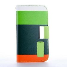 Samsung Galaxy Mini S3 I8190 - Flip-Box Case Case Cover Card Holder
