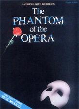 The Phantom of the Opera Das Phantom der Oper Noten für Klavier solo