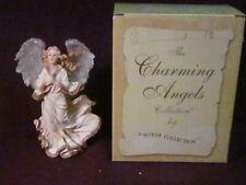 Boyds Charming Angels Gloriana Guardian of Faith Figurine 28221