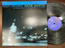 WAYNE SHORTER NIGHT DREAMER BLUE NOTE BST 84173 STEREO US RVG VINYL LP