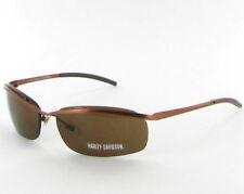 Harley Davidson Unisex 'HDS350BRZ-1' Fashion Sunglasses, Bronze/Brown