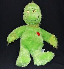 Build A Bear The Grinch Stole Christmas PlushLight Up Heart 51cm