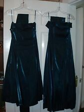 2 Jade B/maid cocktail dresses Botley Bridal Mill size 10 and 14 sep or together