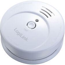 LogiLink Rauchmelder Feuermelder Brandmelder Rauchwarner Smoke Detector SC0001A