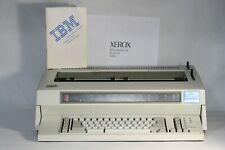 Ibm Wheelwriter 10 Series Ii Electric Typewriter Type 6783 Tested