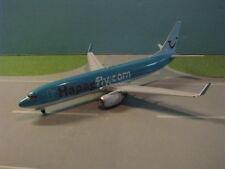 AVIATION 200 HAPAGFLY 737-800 1:200 SCALE DIECAST METAL MODEL
