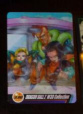DRAGON BALL Z DBZ MORINAGA WAFER CARD CARDDASS PRISM CARTE 330 3D JAPAN 2003 **