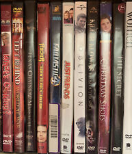 $2.00 Dvd's Many Titles to Choose From - Bulk Shipping (B)