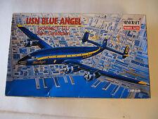MINICRAFT MODEL KITS 1/144TH SCALE USN BLUE ANGEL LOCKHEED C-121J