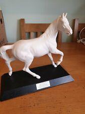 John Beswick 'Spirit Of The Wind' Horse In Matt White.