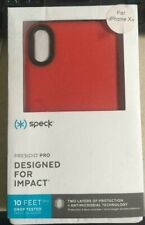 Speck Presdio Pro Case for iPhone XR - Red