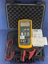 Fluke 717 5000g Pressure Calibrator Excellent Condition Case Calibrated