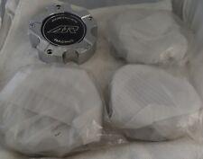 American Racing Wheels Chrome Custom Wheel Center Caps Set of 4 # CAP M-562