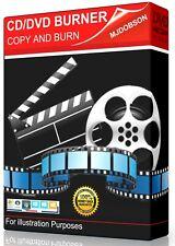 CD DVD Backup Edit Create Full Version Burn Copy on. DVD