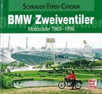 Typenchronik BMW Zweiventiler-Motorräder Modelle/Geschichte/Typen-Buch/Handbuch
