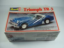 REVELL 1/24 TRIUMPH TR-3 (H-7326) NEW FACTORY SEALED IN SHRINK WRAP