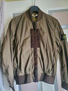 Stone island jacket Crinkle Reps size medium
