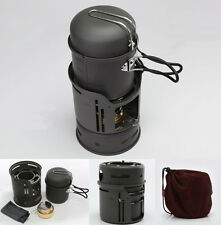1 SET of Alcohol Cooking Stove For Outdoor Camping Hiking Survial Spirit STOVE