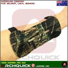 Archery Wrist Arm Guard Compound Bow Recurve Bow Arm Protection Camo 2 Straps