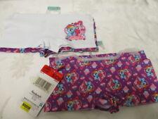 Girls My Little Pony Seamless Boyshorts Size Sm 4-6, 4 pair, new w/tags