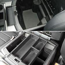 Black Dodge Ram 1500 09-2018 Accessories Interior Auto Car Armrest Stora SDJ