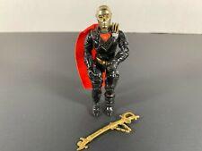 New listing Gi Joe Iron Grenadiers Destro Vintage Arah Figure Hasbro 1988