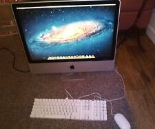 Apple iMac 24-inch Desktop A1225 Core 2 Duo (500GB, 2GB)  - MA878B/A (Mid-2007)