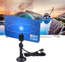Antenne TV Interieur Television Digitale HD/DTV/UHF/VHF/FM Haute Definition HDTV