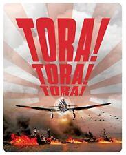 Tora Tora Tora Steelbook [Blu-ray] [1970] [DVD][Region 2]