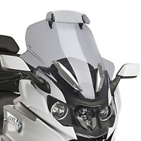 PUIG TOURING SCREEN-VISOR BMW K1600 GT/GTL 11-21 LIGHT SMOKE
