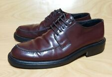 Barneys New York Made in Italy Brown Oxfords Mens Shoes 10 M