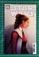 Star Wars #1 (2020) Marvel Comics 1:50 Jen Bartel Princess Leia Variant NM+ 9.6