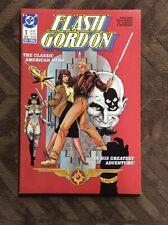 FLASH GORDON #1 2 3 DC MAXI-SERIES SET - 1988