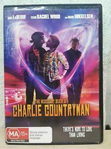 The Necessary Death Of Charlie Countryman (DVD, 2014) R4 Rachel Wood