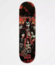 Kiss Skateboard Deck