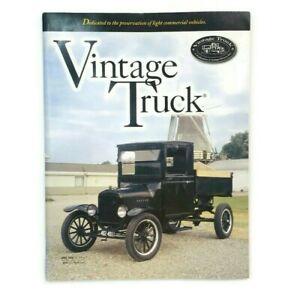 VINTAGE TRUCK Magazine APRIL 2006 Volume 14 Number 1