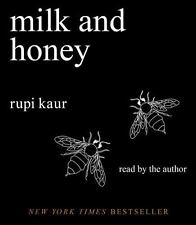 Milk and Honey by Rupi Kaur (2016, CD, Unabridged)