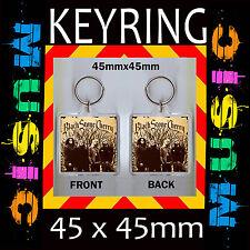 BLACK STONE CHERRY -KEYRING-KEY CHAIN 45 X45 mm #1S