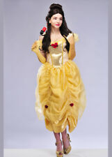 Womens Beauty and The Beast Belle Costume