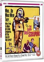 The Earth Dies Screaming Blu-Ray + DVD Nuovo (S1BR0031)