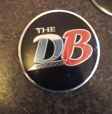 The DB Motorsport Wheel Centre Stickers. 56mm Set of 4. SEAT SKODA VAUXHALL VW