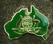 AUSTRALIA FLAG ENAMEL PIN    BUY 2 GET 1 FREE