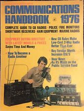 Popular Electronic Commynications 1976 Handbook
