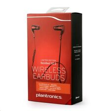 New Plantronics BackBeat GO 2 Red In-Ear Headset Headphones Bluetooth Wireless