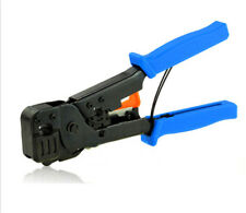 EZ RJ45 Crimper Tools for cat5 cat5e cat6 cat6a plugs ez rj45 plugs Connector