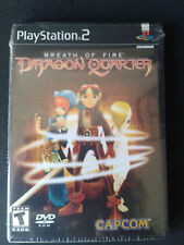 PLAYSTATION PS2 Breath of fire Dragon Quarter NEUF/Scellé-NEW/Sealed