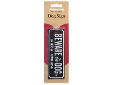 Rosewood Dog Warning Signs