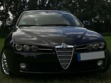 Mesh Parts Front Grille Alfa Romeo 159 Tuning Grill Scudetto-Tuning