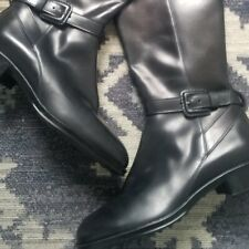 TOD'S KNEE HIGH BOOTS SIZE 36 1/2